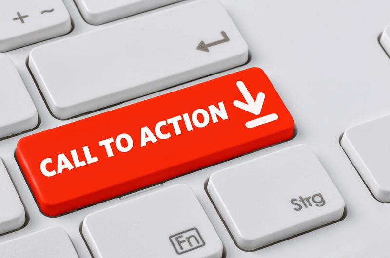 دعوت به انجام عمل (CTA – Call To Action)